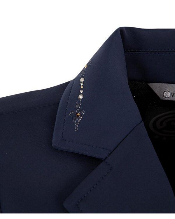 Anky Wedstrijdjas Short Tail Coat Pro Blauw
